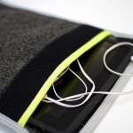 iPad Case by HUGE (hrym ungderground equipment)