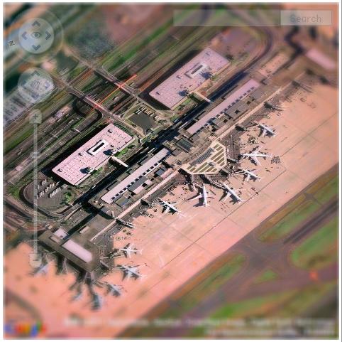 ジオラマ風 Google Maps