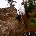 Bouldering Day 14