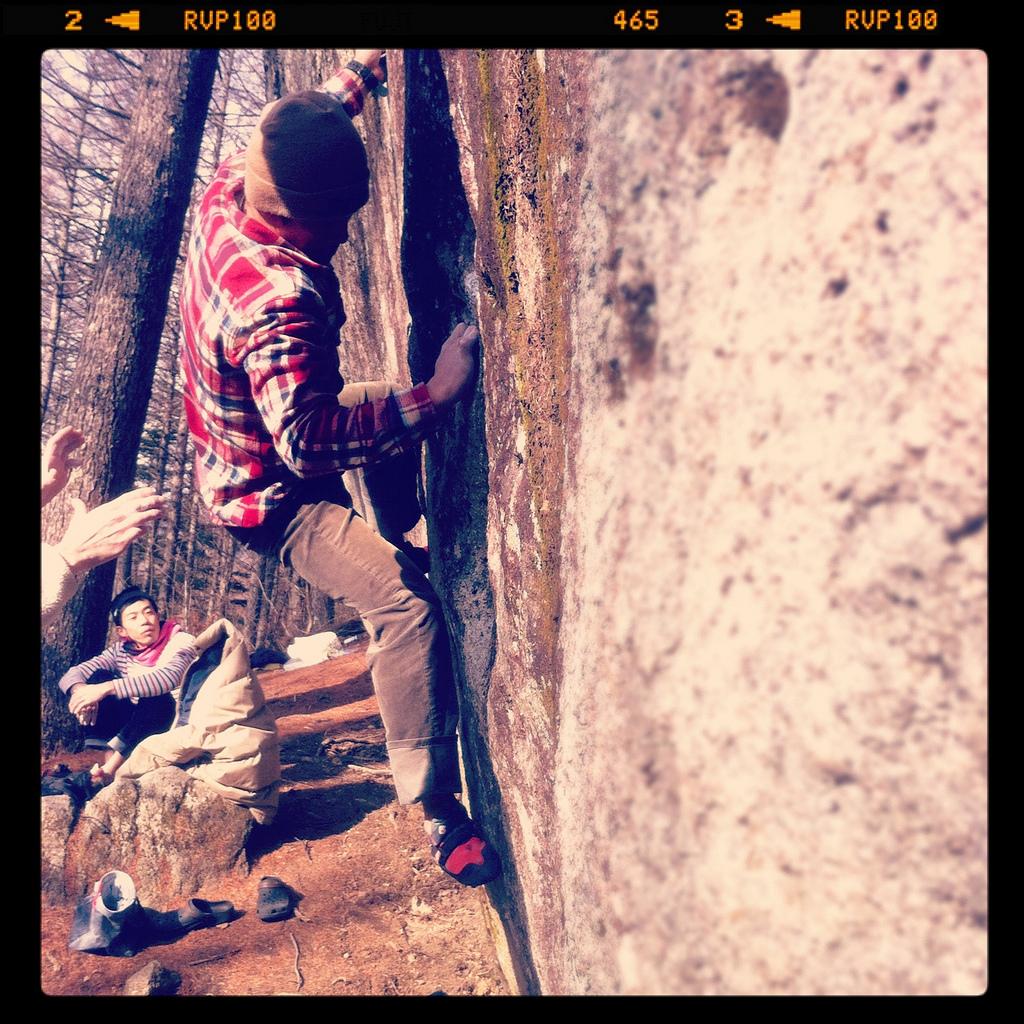 Bouldering Day 20
