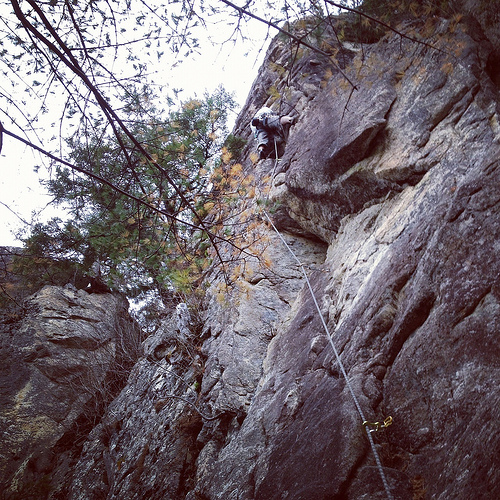 Climbing Day 141