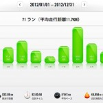 2012 run summary