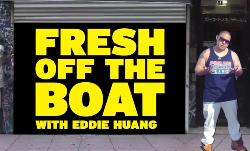 Fresh Off The Boat With Eddie Huang