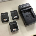 GoPro3 Third Party Battery