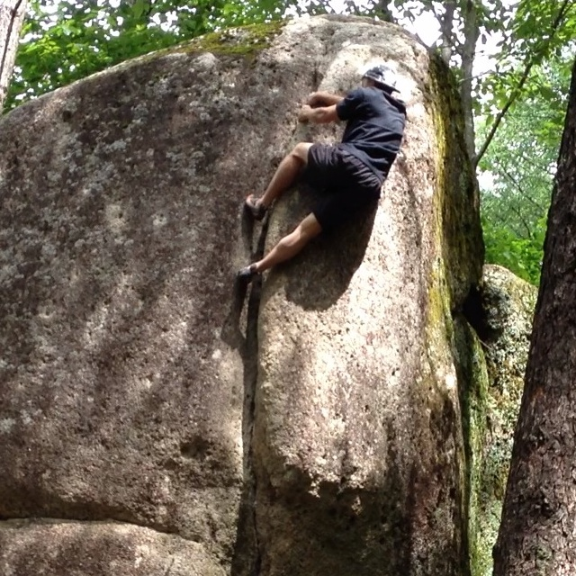 Climbing Day 200