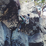 Climbing Day 257