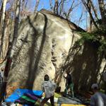 Climbing Day 370