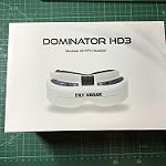 ファットシャーク ドミネーター HD3 到着!
