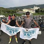 Izu Oshima Triathlon 2017